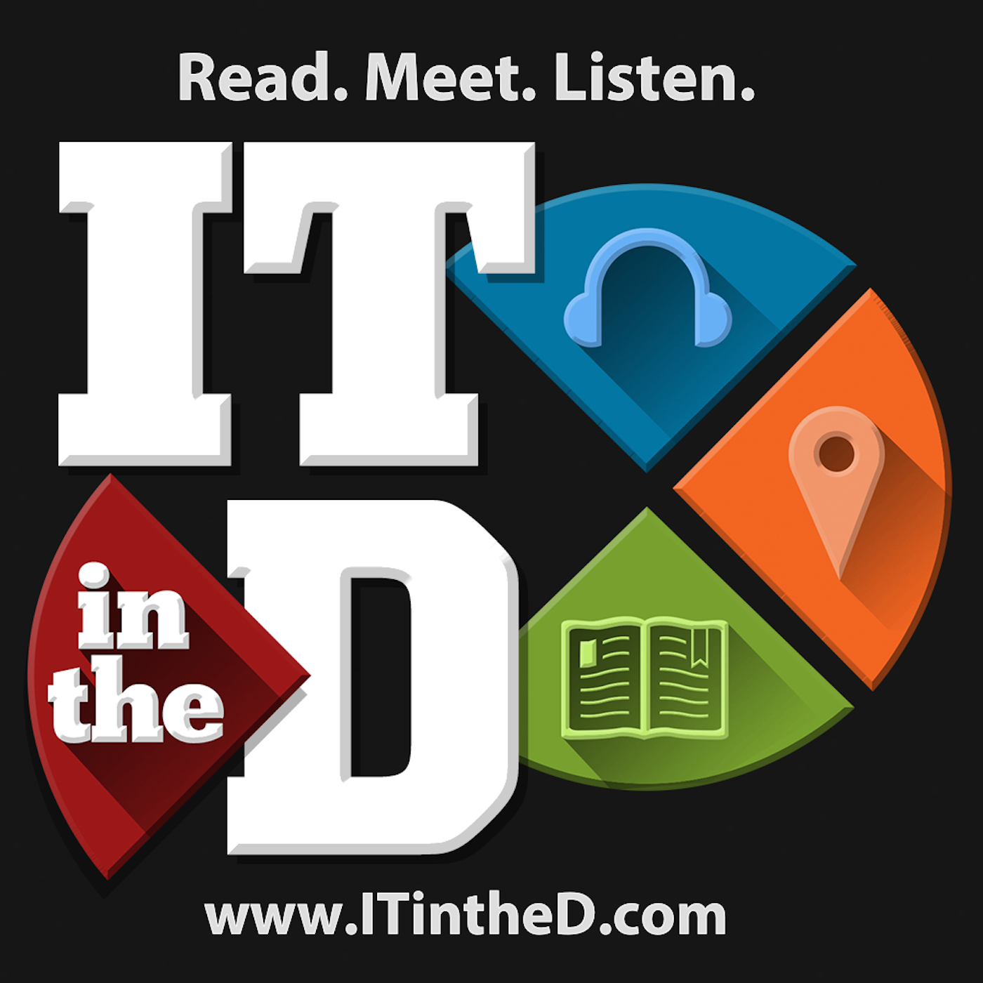 The IT in the D show: This is what happens when geeks, alcohol, pop culture and current events get together